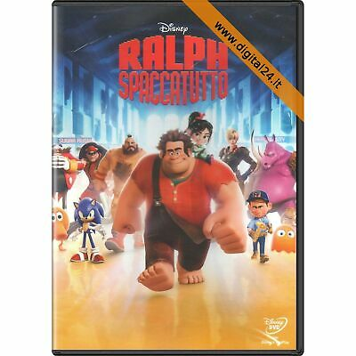 Ralph spaccatutto - DVD