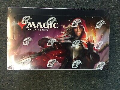 Mtg Magic The Gathering Throne Of Eldraine Booster Box Factory Sealed 36 Packs
