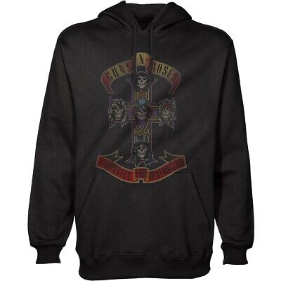 Guns n' Roses Appetite For Destruction con licencia Sudaderas Capucha