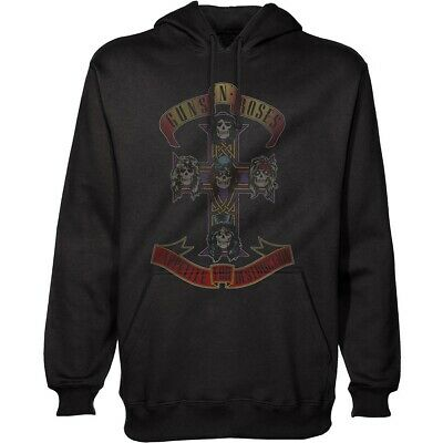 Guns n' Roses Appetite For Destruction Official Unisex Hoodie Hooded Top