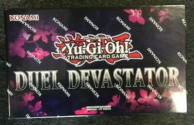 Yugioh TCG Duel Devastator Box Factory Sealed English NEW