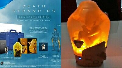 Death Stranding Collectors Edition PS4 CONFIRMED PRE-ORDER SOLD OUT Free Ship!!!