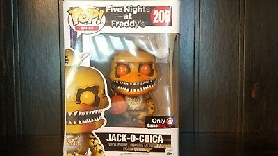 Funko Pop! Vinyl Exclusives, Chase, Bendy, Five Nights, Movies,Video Games,TV