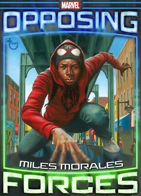 Topps Marvel Collect Miles Morales vs. Hammerhead Opposing Forces [DIGITAL TILT]