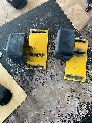Peterbilt Hood Rest Support - Right and Left Side 13176AA
