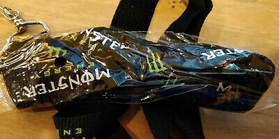 Monster Energy Lanyard key chain new in package nascar bmx force drag racing