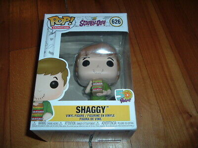 Funko Pop! Shaggy #626~ Mint Condition~ Scooby Doo Series~