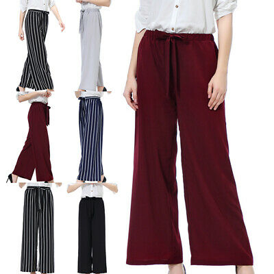 Men's Trousers Pants Summer Fashion Trousers Lace Up Straight Plus Size