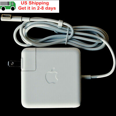 """Genuine OEM App 60W Mag 1 AC Adapter Charger for 13"""" Macbook Pro A1344 NEW"""