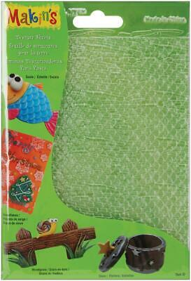 Makin's USA Makin's Clay Texture Sheets 7 X 5.5-Inch-Set D