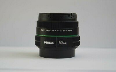 PENTAX SMC - DA F/1.8 50mm Objectif / Lens Pentax K - Excellent Condition