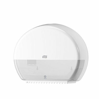 Tork 555000 Mini Jumbo Toilet Roll Dispenser T2 / Plastic Dispenser Suitable for