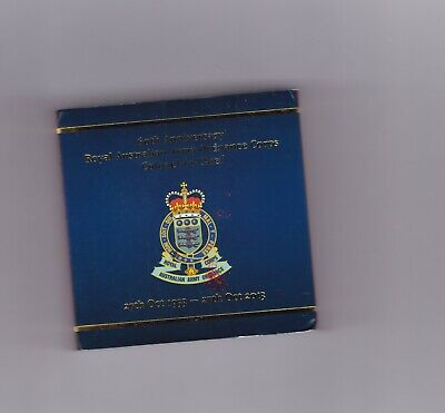 Royal Australian Army Ordnance Corps - 60 year anniversary coin and case