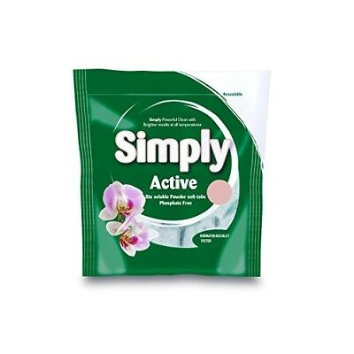 Simply Biological Laundry Powder Pods - Pack of 100 Washes