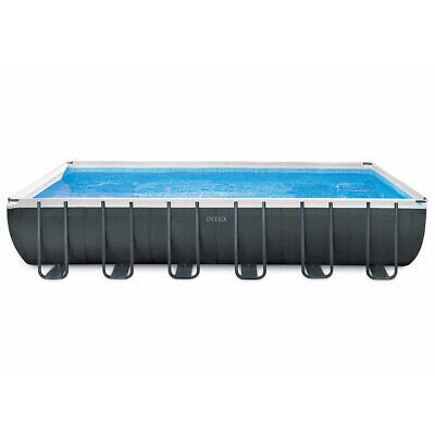 Piscina desmontable Intex 26364 ex 26362 Ultra XTR Frame rectangular 732x366x132