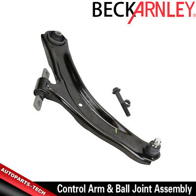 Suspension Control Arm and Ball Joint Assembly Front Right Lower Moog RK623111