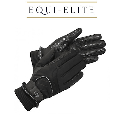 LeMieux Waterproof Lite Gloves - Performance Riding & Yard Gloves