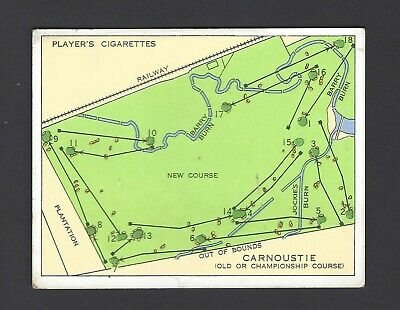 Player - Championship Golf Courses - #10 Carnoustie