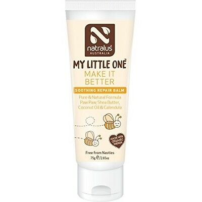 Natralus Australia My Little One Make It Better Soothing Repair Balm, 75 g