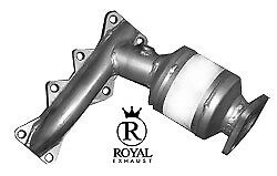 PE49451 FRONT EXHAUST MANIFOLD CATALYTIC CONVERTER FITS 1995-2002 MAZDA MILLENIA
