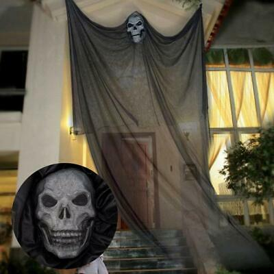 Halloween Ghost Hanging Decorations Scary Creepy Indoor/Outdoor Decor Halloween