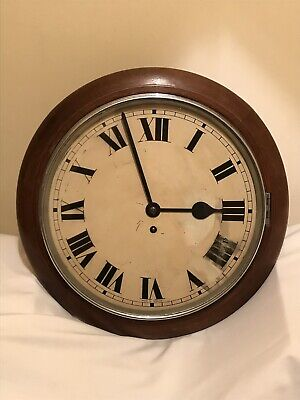 Early Smiths Empire Wall Clock & Spares                  **UK POSTAGE ONLY**