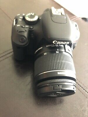 Canon EOS Rebel T3i 18.7 MP Digital SLR Camera. Zoom IQ7 Microphone For iPhone