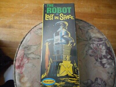 Polar Lights The Robot from Lost in Space Plastic Model Kit sealed box