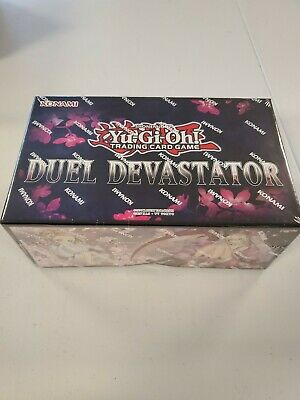 Yugioh Duel Devastator Box Factory Sealed English! In Hand