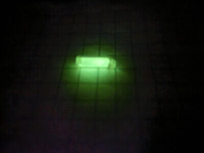 Hydrogen Isotope Element Sample Self Luminous Gas Tube - Periodic Table
