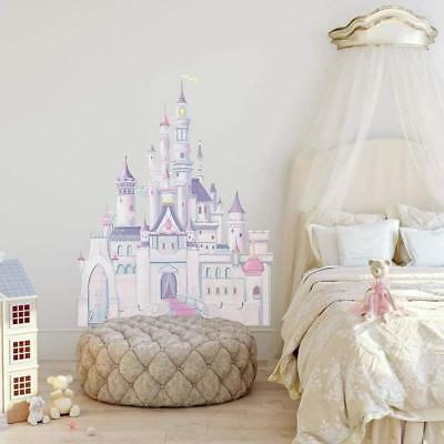 Roommates Disney Princess Castle Wall Stickers