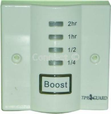 Timeguard TGBT4 Electronic Boost Timer, 3 Kw - White