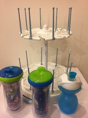 Munchkin High Capacity Drying Rack, Disney Toy Story Insulated Cups