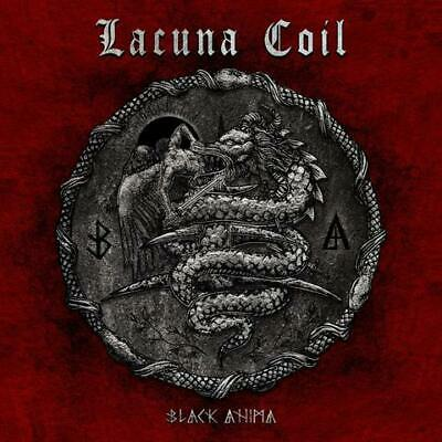 Lacuna Coil Black Anima CD NEW