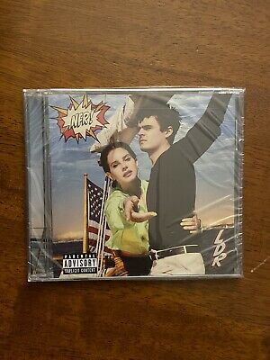 Lana Del Rey NFR! (Norman Rockwell) CD Album 2019 Brand New Factory Sealed