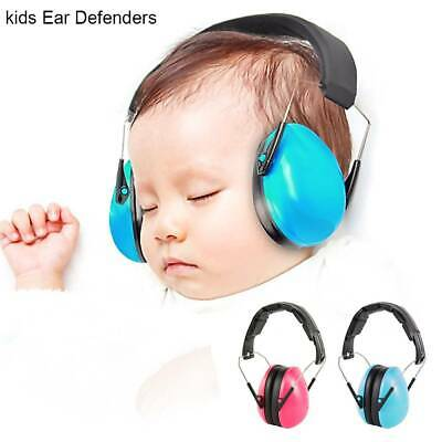 Kids Child Baby Ear Defenders Children Muffs Noise Reduction Toddler Protectors