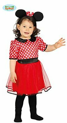 Girls Toddler Mouse Costume (12-24 Months)
