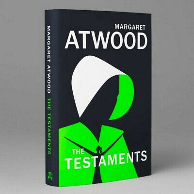 The Testaments by Margaret Atwood - Hardback - Pre-Owned