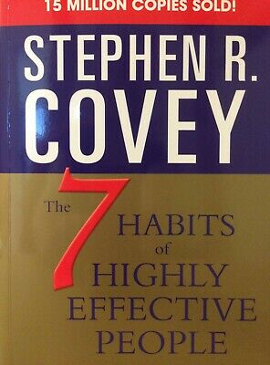 The 7 Habits of Highly Effective People by Covey, Stephen R. (Paperback)
