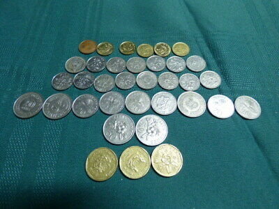 Singapore Coins - Mixed