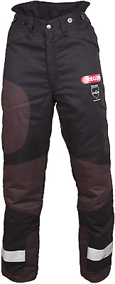 Oregon 295453/S Yukon+ Type A Class 1 20 m/s Chainsaw Protective Trousers, S