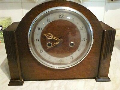 Smiths enfield mantel clock