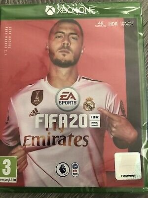 Fifa 20 Xbox one game New