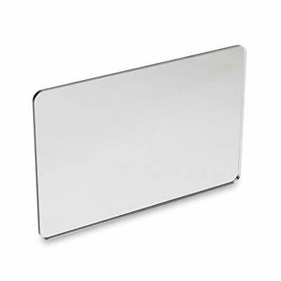 Source One Acrylic Safety Mirror Sheet Great for Classroom Camping (8x10 Inch)
