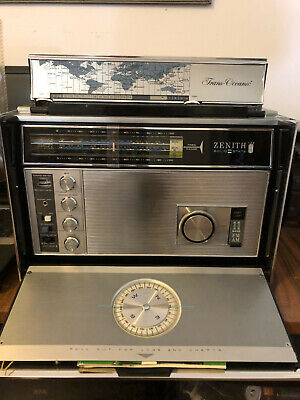Zenith Royal 7000-1 Trans Oceanic AM/FM -11 Band Radio never used.