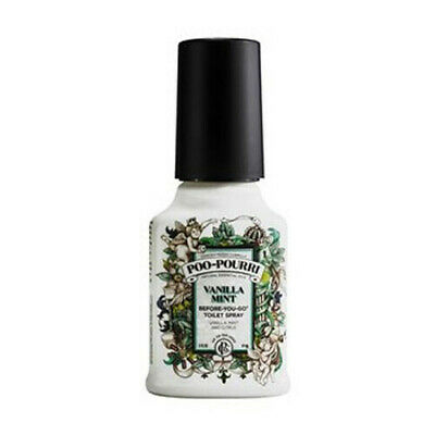 VANILLA MINT - 59ML Poo Pourri Toilet Spray