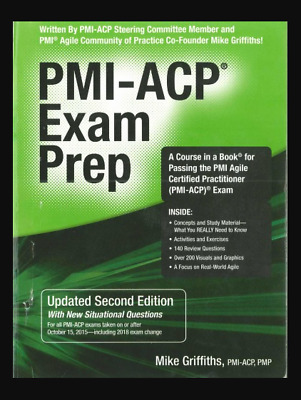 PMI-ACP Exam Prep: Updated 2nd Edition 【P.D.F By EmaiL】