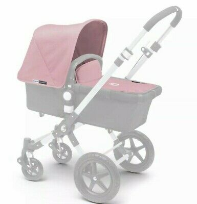 Bugaboo Cameleon³ Tailored Fabric Set Soft Pink