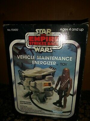 Star Wars Mini Rig Vehicle Maintenance Energizer Complete factory sealed