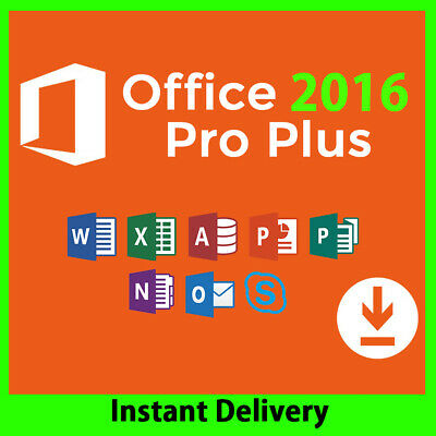Office 2016 Professional Plus Instant Download License key Office 2016 Pro Plus